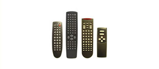 Low Volume IR Remotes