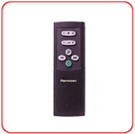 BW7070 Remote Control also available in low volume
