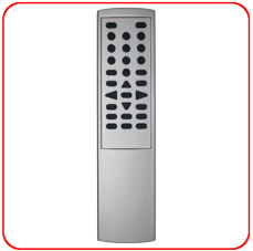 SC-29AL - Metal Enclosure Remote Control