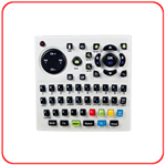 SP-60A Remote Control, QWERTY keyboard with navigation keys